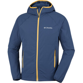 Columbia Sweet As II Softshell Hoodie Men Carbon